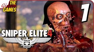 видео Прохождение игры Снайпер. Воин-призрак 2 (Sniper: Ghost Warrior 2)