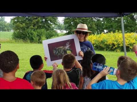 Sustainable Ag Afterschool Program in Urbana, Illinois