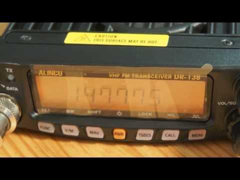 Радиостанция Alinco DR130  youlaio