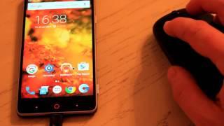 видео Как подключить мышку к телефону Андроид