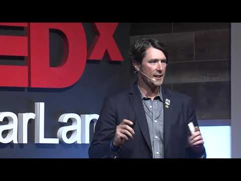 The Phoenix Project: Out of the Ashes | Jesse Stewart | TEDxSugarLand