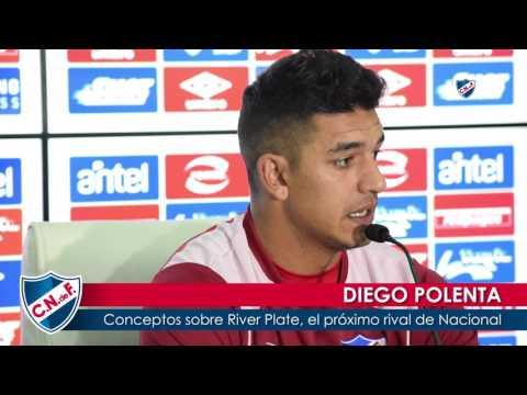 Conferencia de prensa de Alexis Rolín y Diego Polenta - 26/5/2017