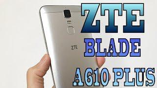 zTE Blade A610 Plus - Anlisis y opinin  La mejor batera