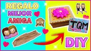 DIY REGALO PARA MEJOR AMIGA - San Valentin KD
