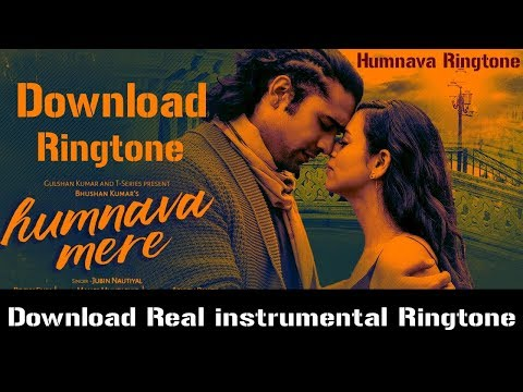Humnava Mere Ringtone | On Acoustic Guitar | Free Download |