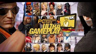 Ultra Gameplay - Dead or Alive 6 [4K]