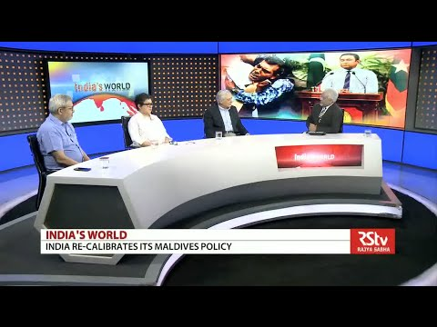 India's World - India re-calibrates its Maldives policy