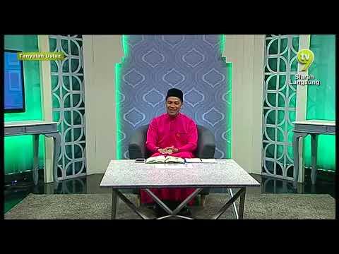 Tanyalah Ustaz 2017   Episode 41   SUCIKAN HATI