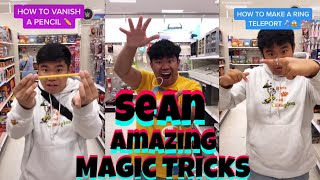 "Sean ""Teach Me a Magic Tricks "" Tiktok Compilation"