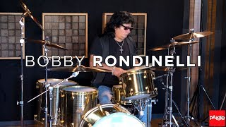 PAISTE CYMBALS - Bobby Rondinelli (Big Beat - Studio Session)