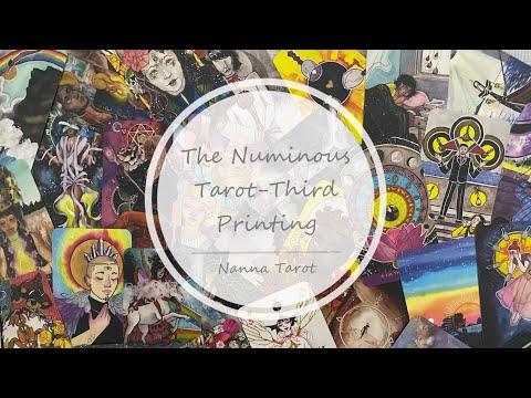 開箱  超自然塔羅牌 • The Numinous Tarot // Nanna Tarot