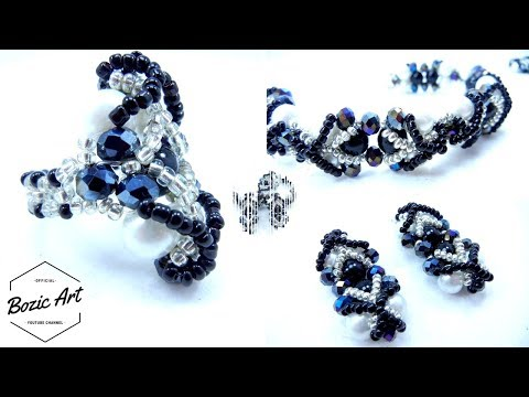 Multi-purpose Pattern | Simple & Easy Beadwork | Tutorial