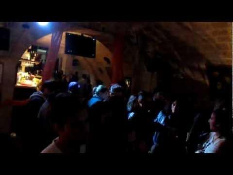 Radio Zeroassoluto.biz @ Monkey Club [ LIVE AMBO FUNK ] 23.11.12