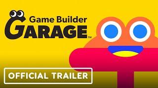 Game Builder Garage - Official Announcement Trailer