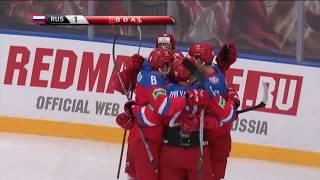 Турнир 4-х наций U20. Россия - Швеция. Обзор матча