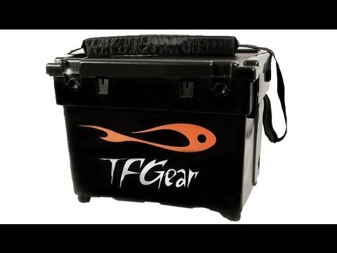 TF Gear Delta Seatbox From Total Fishing Gear