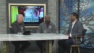Funny Bone Clash of the Comics recap with Sid Juwarker & Nick Nichols