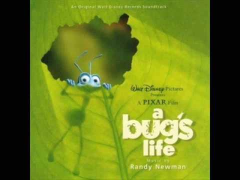 Randy Newman A bugs life The time of your life