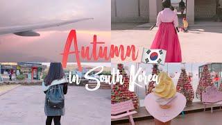 Korea Autumn Diary 2017