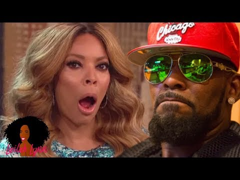 Wendy Williams Was Almost CANCELLED After Crying Over R Kelly!