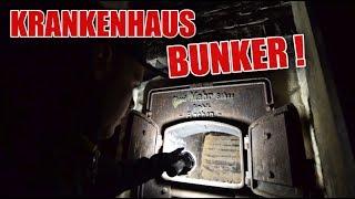LOSTPLACE : Leuchtend Wände im OP Krankenhaus - Bunker !   ItsMarvin
