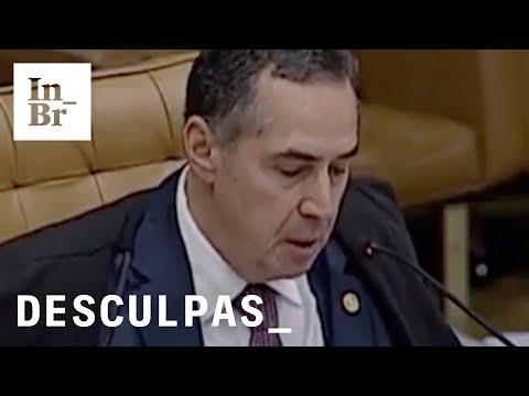 Desculpas do Barroso