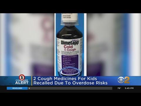 The Potential Risks of Pediatric Cough Medicine