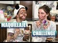 Nos Maquillamos con Comida con Dacosta's Bakery/ Maquillaje Challenge