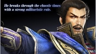dynasty warriors 8 5th weapon guide cao cao chaos