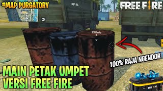MAIN PETAK UMPET BERHADIAH DIAMOND VERSI FREE FIRE PART 5
