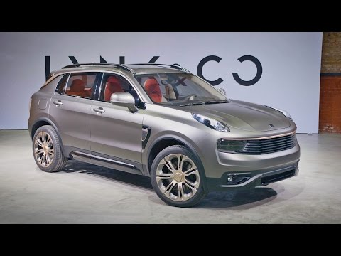 LYNK & CO 01 (2018) New Car Brand