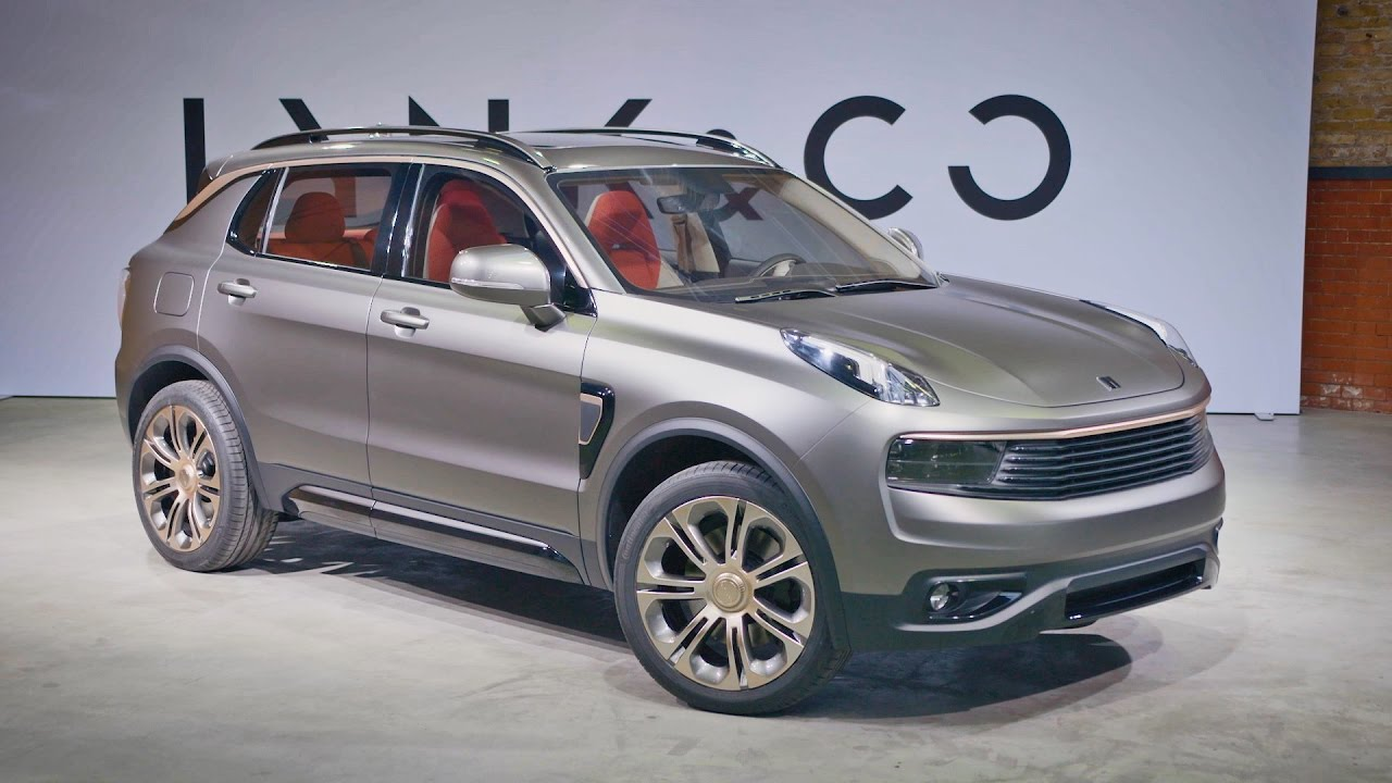 Lynk Co New Car Brand Youtube