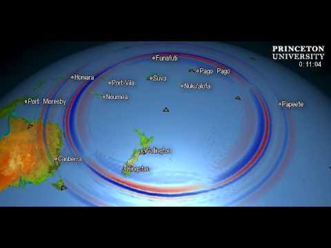 Magnitude 5.8 Quake, KERMADEC ISLANDS, NEW ZEALAND