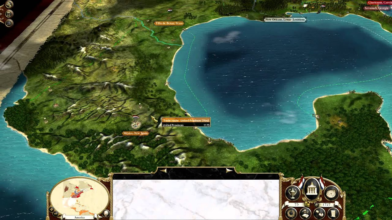 Empire total war campaign mapvery hard youtube empire total war campaign mapvery hard gumiabroncs Images