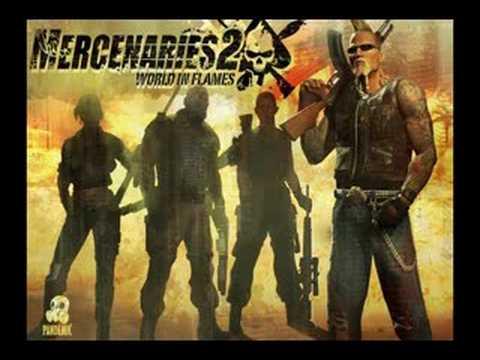 "Mercenaries 2 Song- ""Oh No You Didn't"" Full Song"