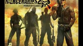 "Mercenaries 2 Song- ""Oh No You Didn't"" Full Song"