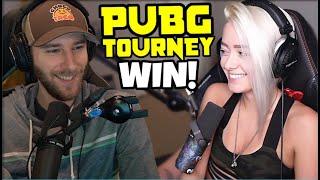 Lurn \u0026 ChocoTaco TOURNAMENT GAME WIN | PUBG Stream Highlights