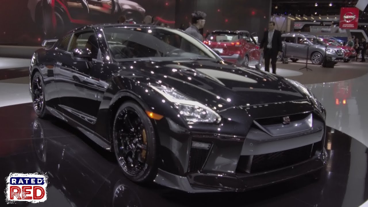 The 2018 GT-R Track Edition Ain't Your Father's Nissan ...