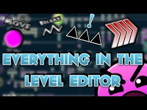 THE ULTIMATE GEOMETRY DASH EDITOR GUIDE