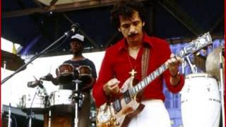 CARLOS SANTANA ~~ TRANSCENDANCE ~~ LIVE ~~ 1978