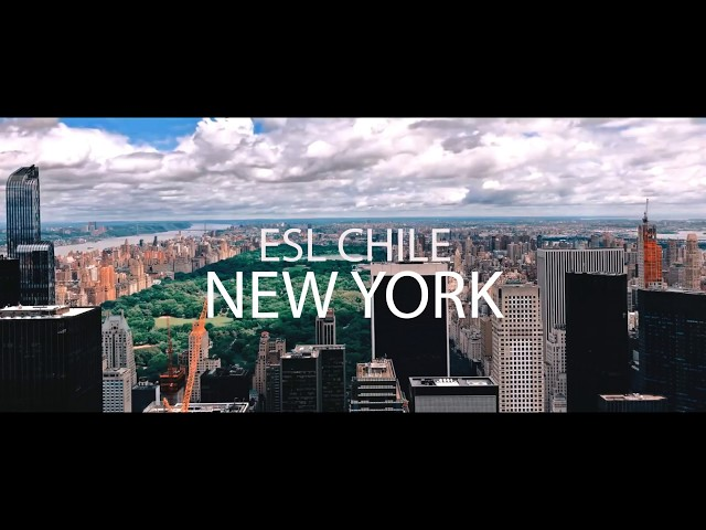 Aprende inglés en EC en New York | ESL Chile
