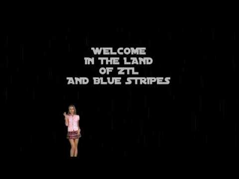The island of ztl and blue stripes!!!