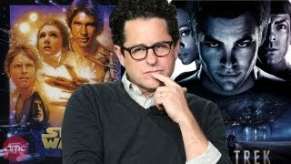 AMC Movie Talk - Star Wars Vs Star Trek: Which Should JJ Abrams Focus On? Robotech Movie