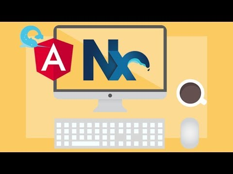 Getting Started With Angular and Nrwl Nx - Preview