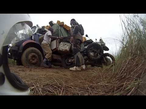Around Africa on a BMW R 1200 GS Adventure