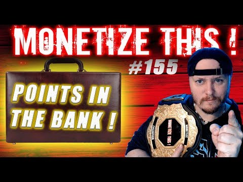MONETIZE THIS ! #155 - WWE hall of fame 2018 POINTS IN THE BANK