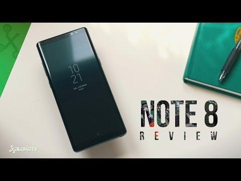 Galaxy Note 8, review: nunca un lápiz fue tan caro, pero, ¡qué lápiz!