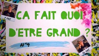 #ALEXY - Ca Fait Quoi D'être Grand ? (Clip HD)