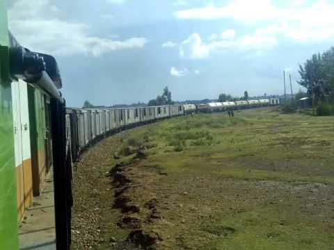 Kenya Freight train