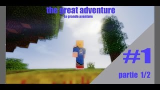 the great adventure #1    1/2